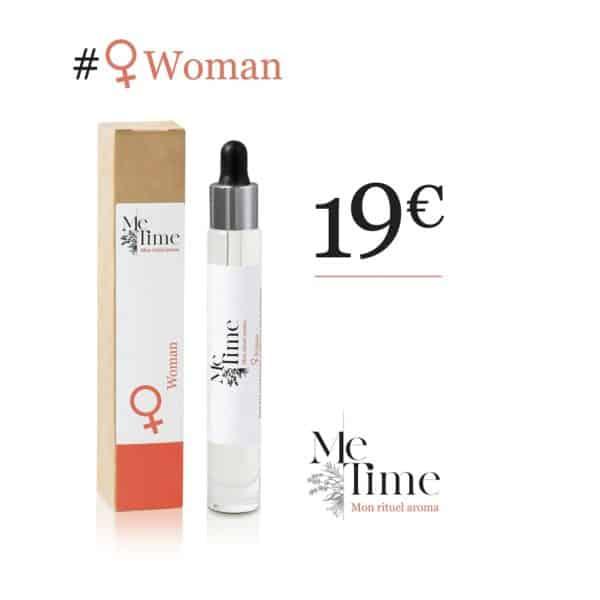 Synergie d'huiles essentielles #7 Woman