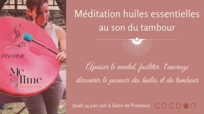 Méditation olfactive